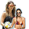 Alessandra Ambrosio and Jessica Alba Wear Mirror Sunglasses: We Shop the Mirror Shades Trend!