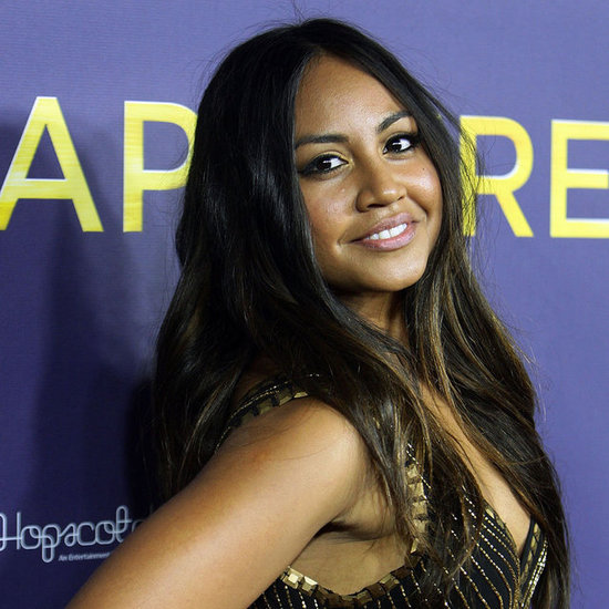 Jessica Mauboy's hair was nothing short of amazing! We loved that she kept it simple with a relaxed blow-dry — letting her highlights shine through.
