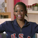 Gabby Douglas Olympics Interview | Video