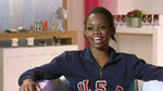 Gabby Douglas Talks Favorite Cheat Foods and the Music That Pumps Her Up!