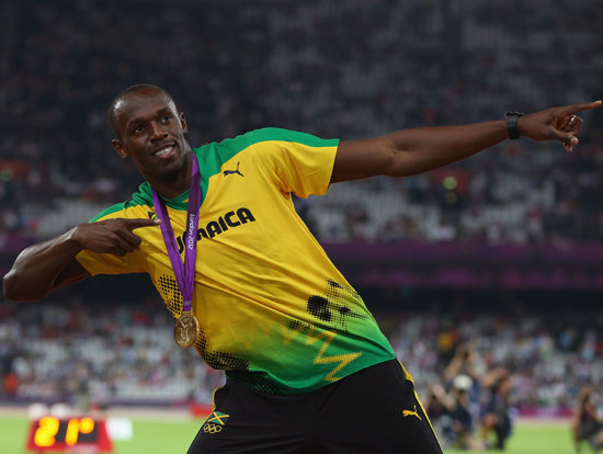 Feel Good About Yourself With These 5 Usain Bolt Affirmations