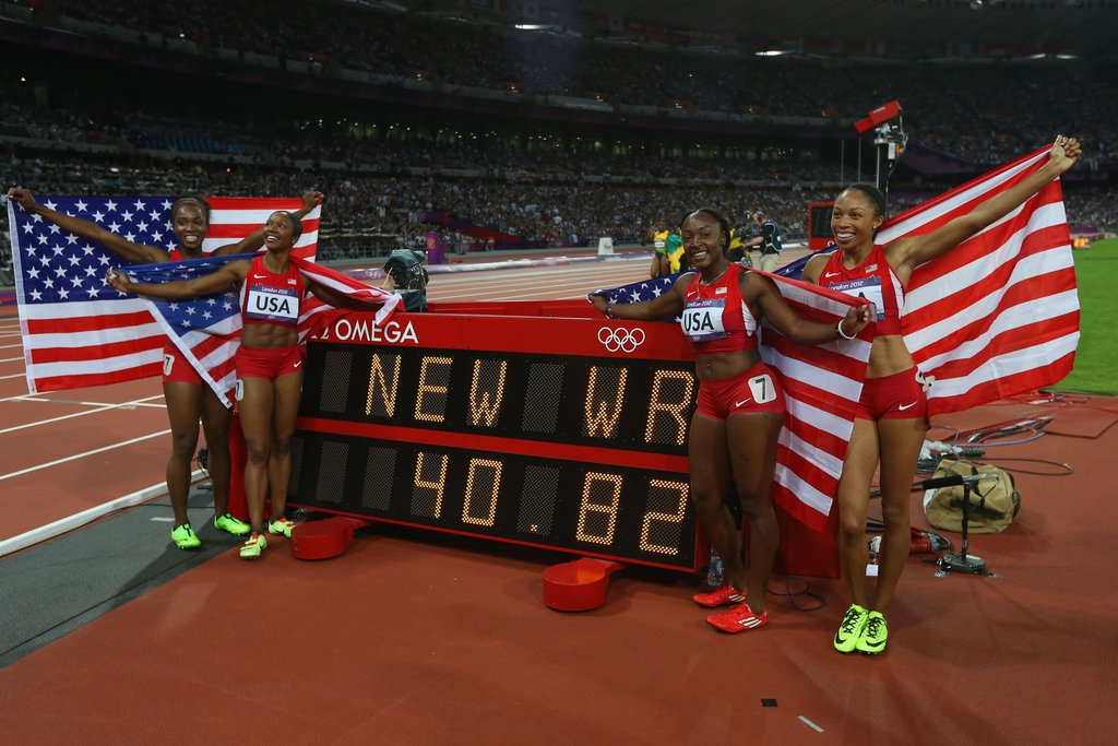 A Win For the US Women's Track Team