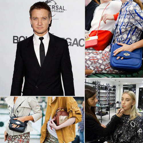 A Week At PopSugar, FabSugar & BellaSugar: Jeremy Renner, Will Ferrell, Oroton & More