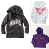 Graphic Hoodies For Trendy Tots