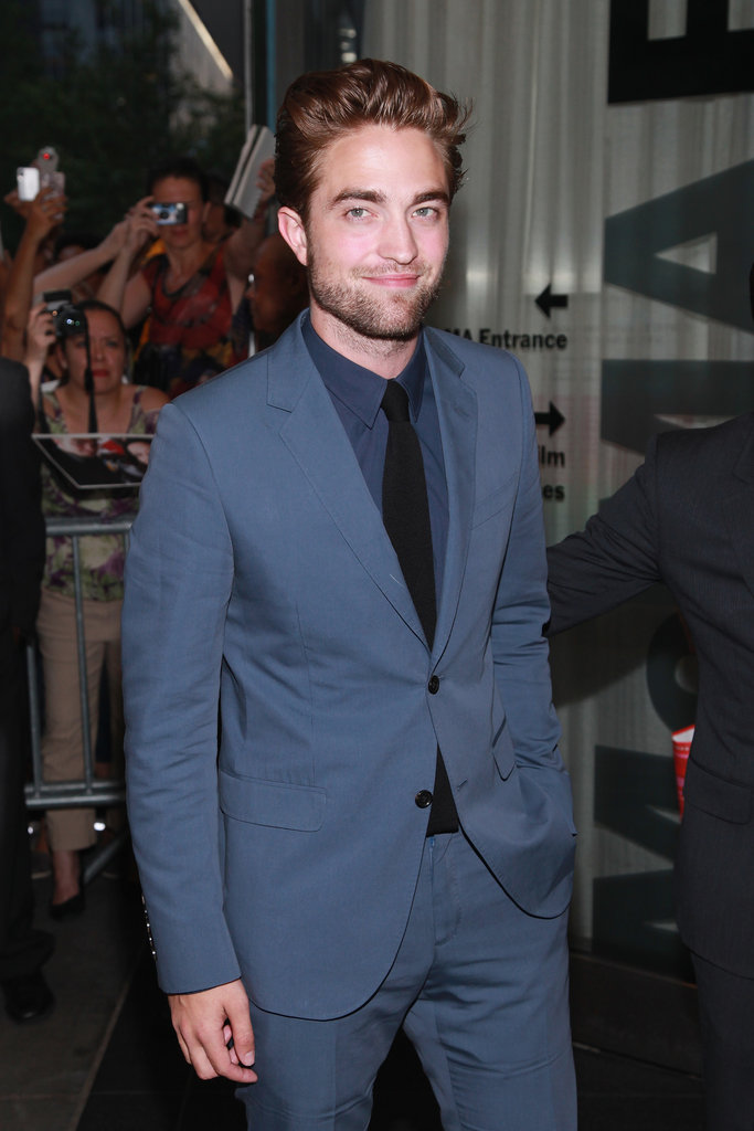 All the Pictures of Robert Pattinson's Hot Press Tour
