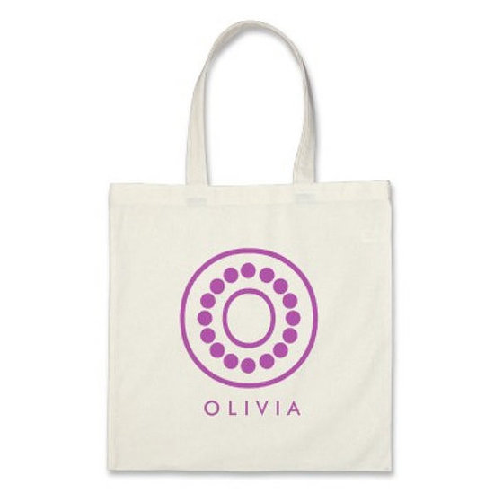 Kid&#039;s Personalized Tote ($18)