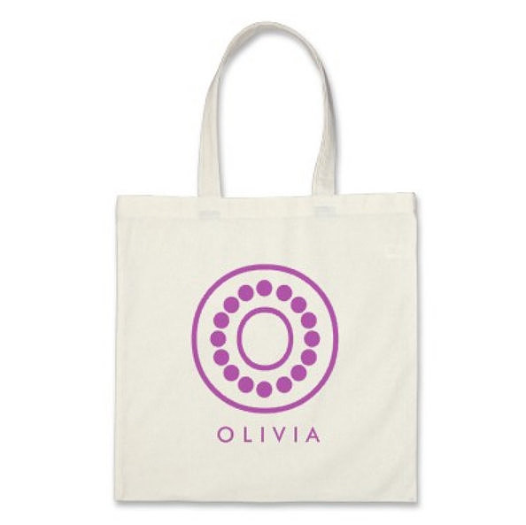 Kid's Personalized Tote ($18)