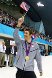 Michael Phelps Makes History