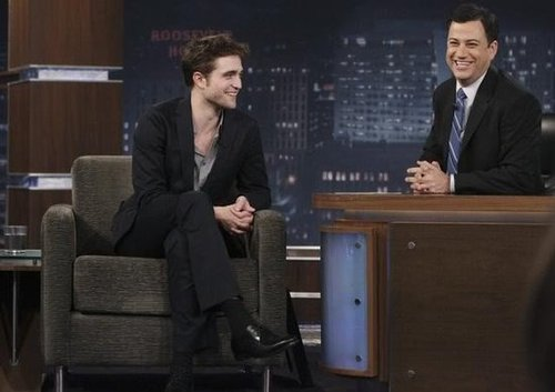 Robert Pattinson to Appear on Jimmy Kimmel Live on Aug 22