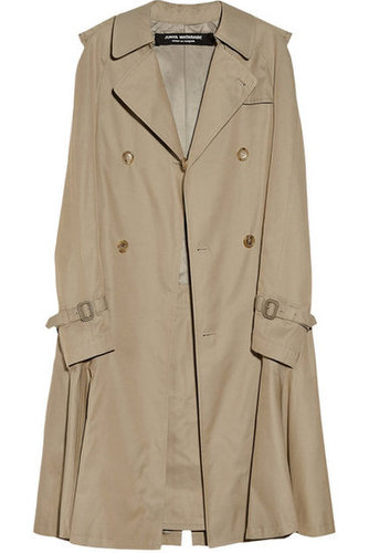 Junya Watanabe | Cotton trench cape | NET-A-PORTER.COM