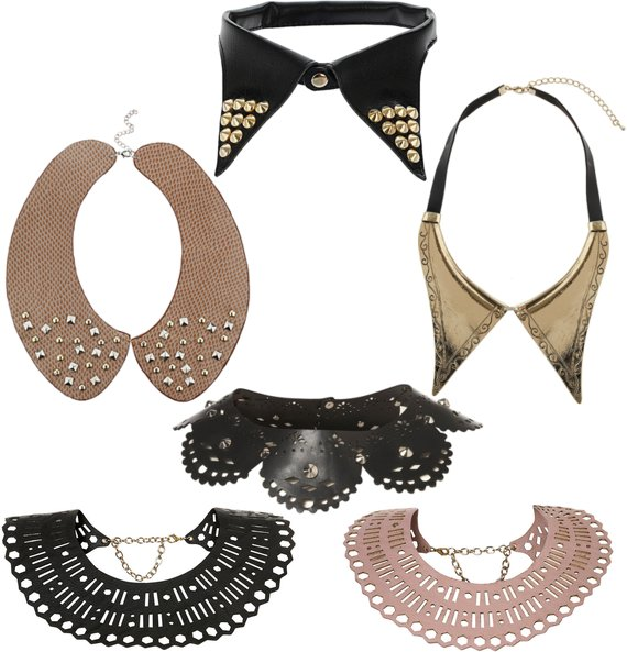 terrablack :: Style :: Embellished Collars