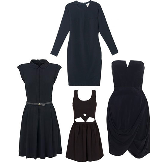 The Essential Wardrobe: 10 of the Best Little Black Dresses