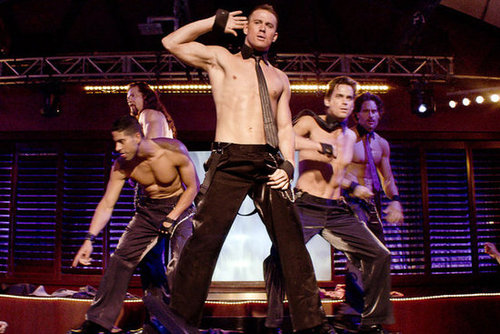 Channing Tatum, Magic Mike