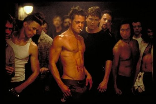 Brad Pitt, Fight Club