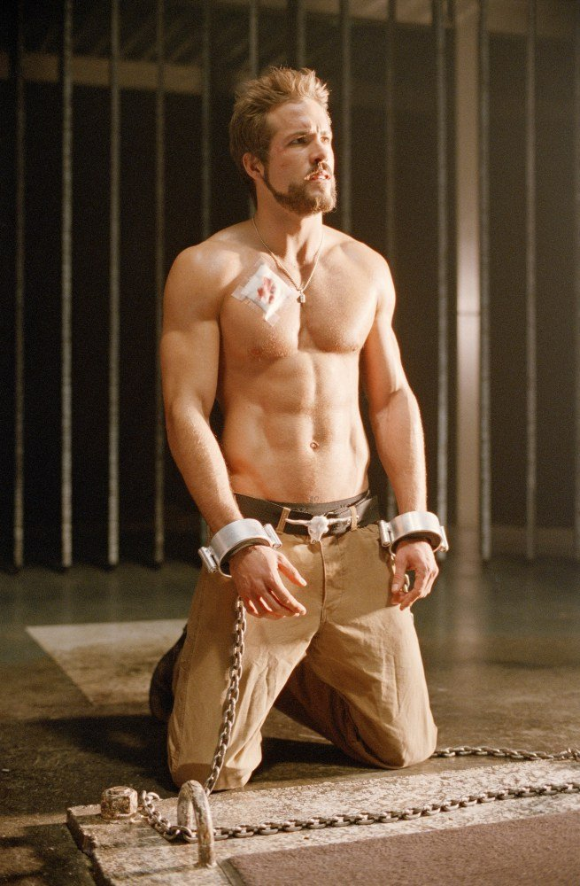 Ryan Reynolds, Blade: Trinity