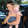 Jennifer Garner Brings Samuel to NYC | Pictures