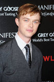 Dane DeHaan arrived at the screening of Lawless in NYC.