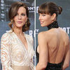 Beauty Poll: Kate Beckinsale&#039;s Romantic Chignon Vs Jessica Biel&#039;s Sleek Bun