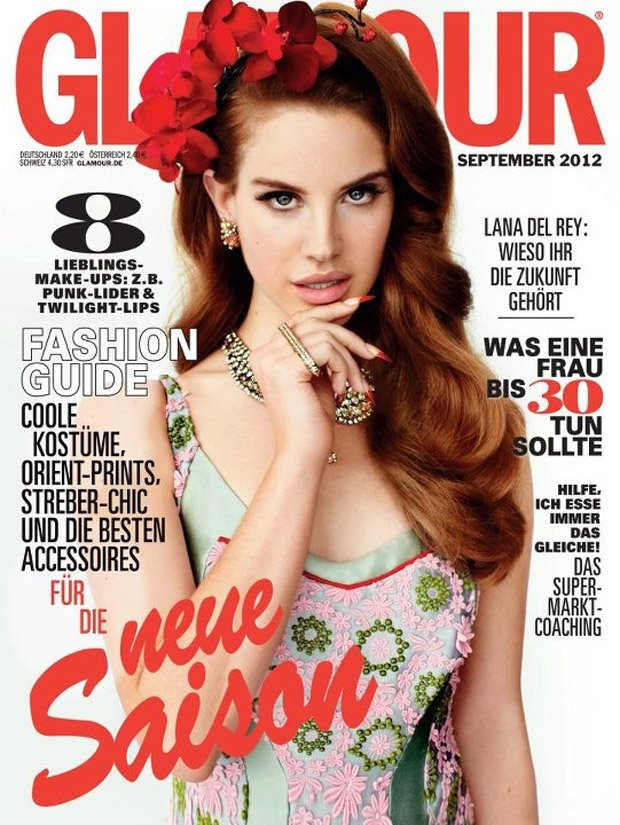Glamour Germany September 2012