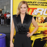Kristen Bell in Jenny Packham at Hit and Run Premiere Video