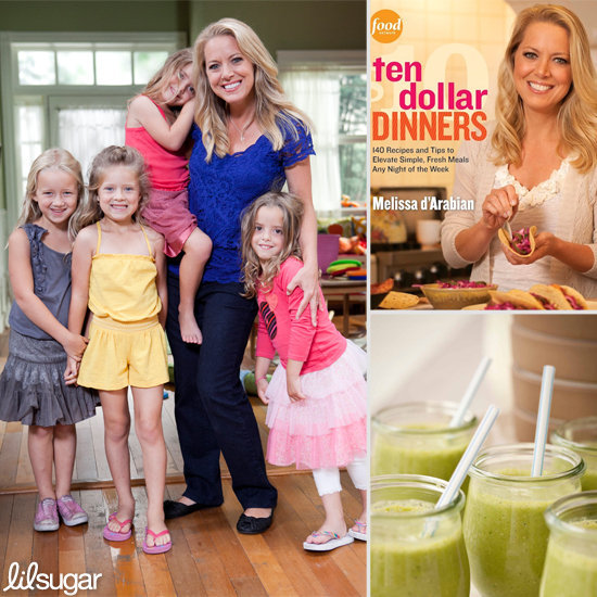 Melissa d'Arabian Cooks With Her Kids — and Tells Us How