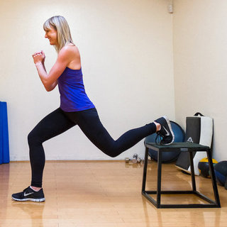 Different Lunge Exercises
