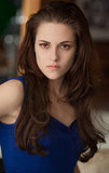 Kristen Stewart as a vampire in Breaking Dawn Part 2.