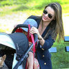 Miranda Kerr With Flynn Bloom at the Park