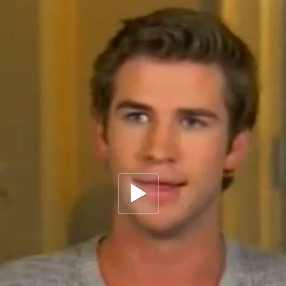 Liam Hemsworth Comments on Miley Cyrus' Hair on Good Morning America