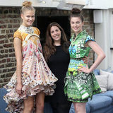 Mary Katrantzou and Vodafone Partner For London Fashion Week