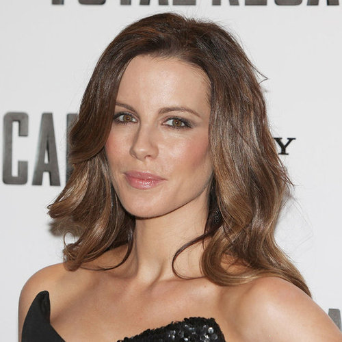 Kate Beckinsale Smoky Eyes