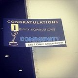Gillian Jacobs celebrated Community's Emmy nomination.  Source: Instagram user gillianjacobs