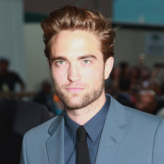 Robert Pattinson Promoting Cosmopolis (Video)