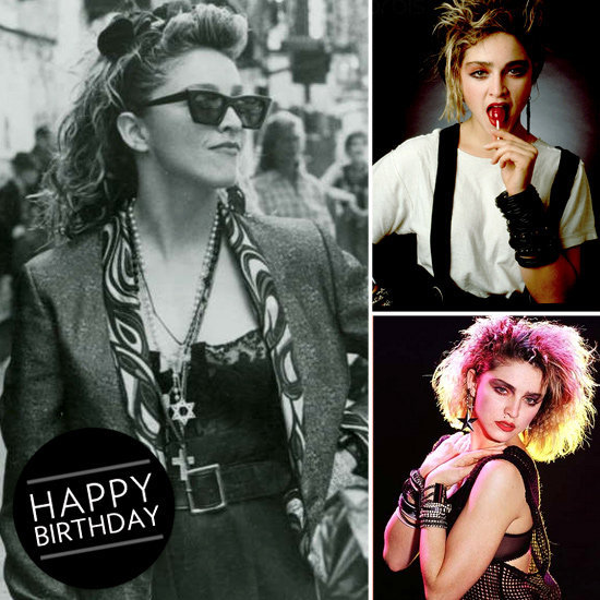 Madonna celebrated her 54th birthday, and we celebrated by taking a look back at the many trends the Material Girl had a hand in.