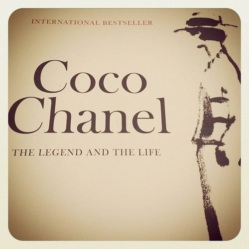 POPSUGAR Celebrity was excited to start reading Coco Chanel: The Legend and the Life.