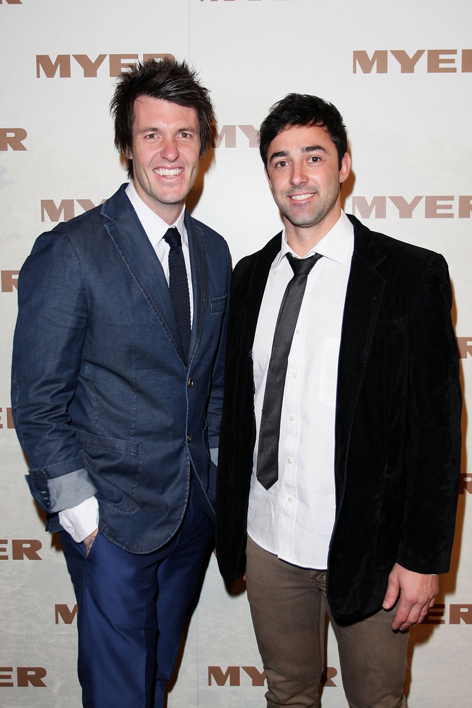 Ben Milbourne and Andy Allen