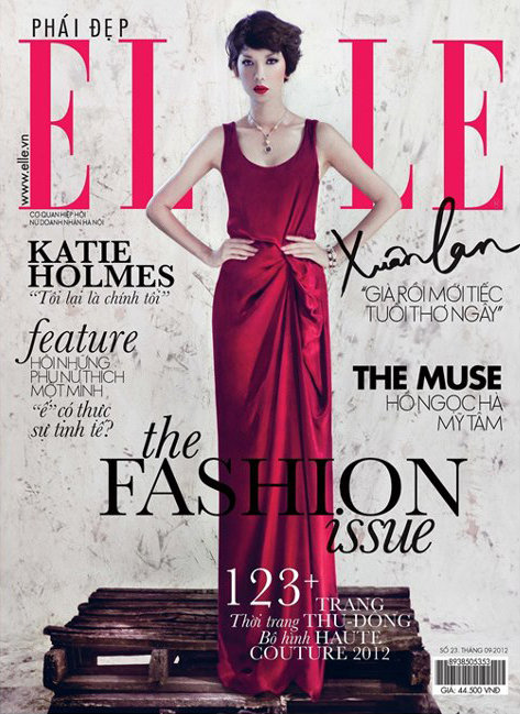 Elle Vietnam September 2012