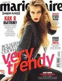 Marie Claire Russia September 2012