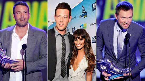 Video: Backstage and on the Carpet at Do Something Awards With Ben, Lea, More!
