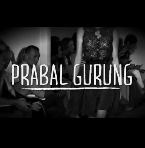 Prabal Gurung Spring 2012 [Runway Video]