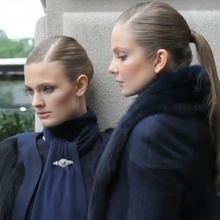 Carolina Herrera Fall 2012 Ad Campaign Video