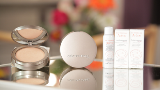More Coverage, Fewer Breakouts! Shop this Mineral Foundation!