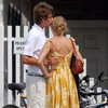 Taylor Swift and Conor Kennedy Hugging Pictures