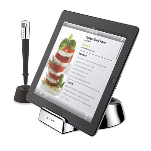 Belkin Kitchen Stand and Stylus For Tablets ($40)