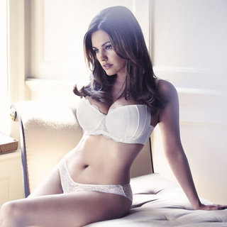 Kelly Brook Second New Look Lingerie Collection