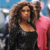 Jennifer Hudson on the Set of Smash in NYC | Pictures