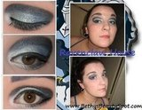 Ravenclaw House Eye Look