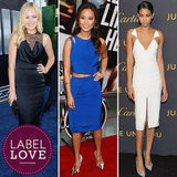 Celebrities Go Fashion Forward in Cushnie et Ochs Dresses