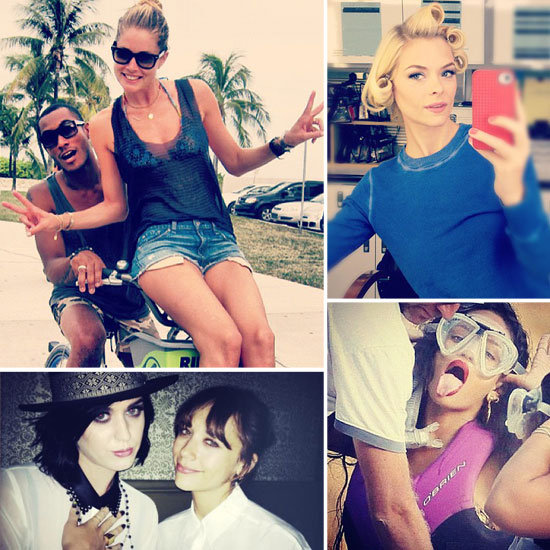 Let's Be Social: The Week's Stylish Celebrity Social Media Snaps