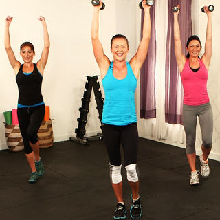 10-Minute Strength-Building, Fat-Blasting Workout